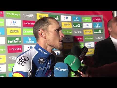 Matteo Trentin - post-race interview - Stage 21 - Tour of Spain / Vuelta a España 2017