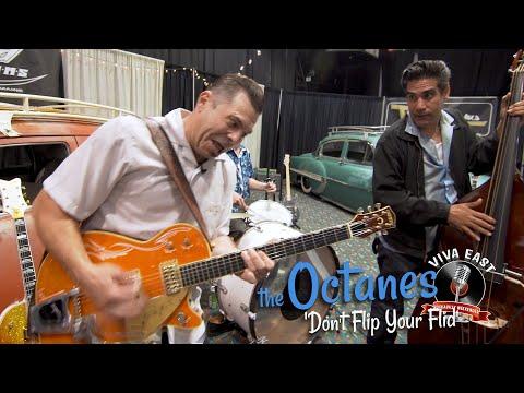 'Don't Flip Your Lid' THE OCTANES (Viva East Festival) BOPFLIX Sessions