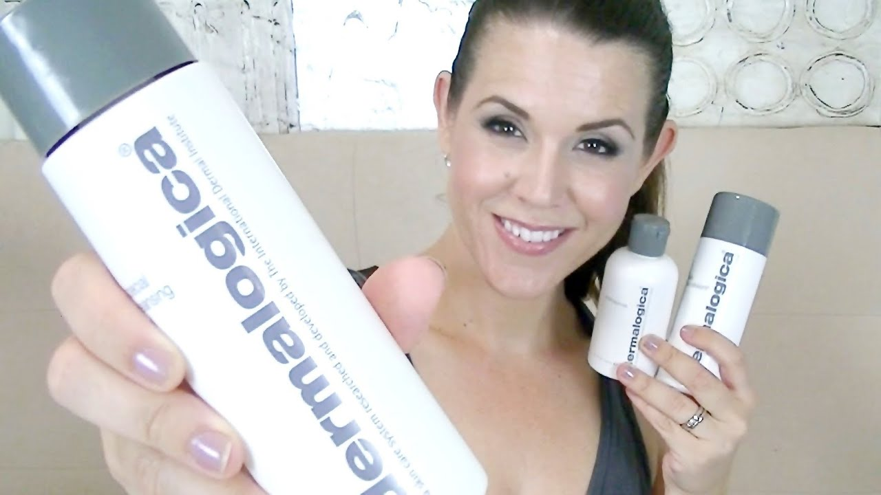 BEST MAKEUP REMOVER EVER! Dermalogica Pre Cleanse Balm Review .