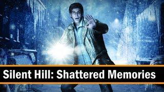 Видео обзор (рецензия) игры Silent Hill: Shattered Memories для PSP