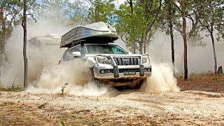 GALL BOYS - AUSTRALIAN 4X4 OFFROAD 4WD ADVENTURE 2012