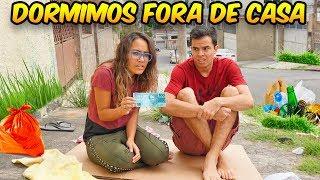 SOBREVIVENDO O DIA INTEIRO COM 100 REAIS! - KIDS FUN