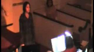 Victoria sings Ave Maria.wmv