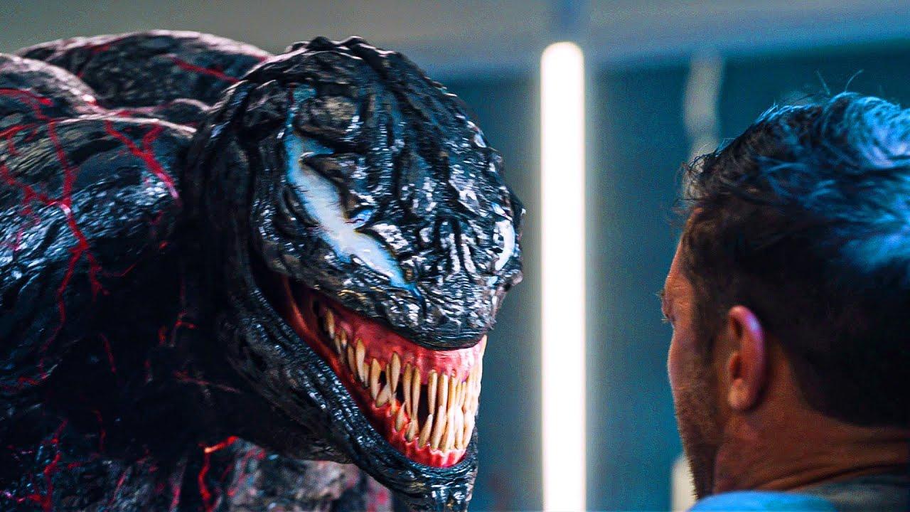 "Download Riot Interrogates Eddie Brock ""Where is venom?"" Scene | VENOM (2018) Movie CLIP 4K"