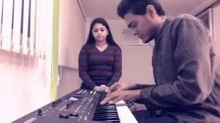 Aaj Srabone Baatash Buke || SingaSongTuesday || Shibasish ft. Srijita ||
