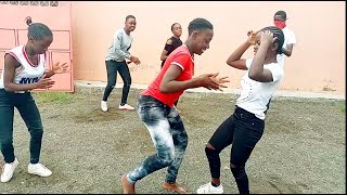 Diamond Platnumz ft Koffi Olomide - Waah!| Dance Video | Captain Bon | MYGO Classic Dancers |