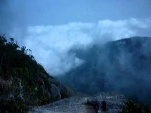 Neblina en el Avila