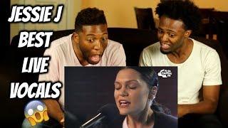 Jessie J's Best Live Vocals (WE PASSED OUT!)