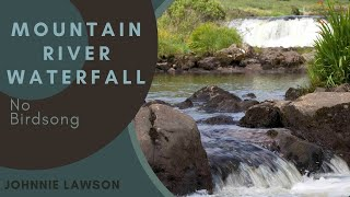 Relaxing Nature Sounds-8 Hours-Waterfall Sound-W/O Birdsong-Relaxation-Meditation