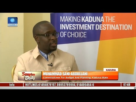 Kaduna Economic & Investment Summit To Unveil Ease Of Doing Business Pt 1