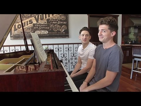 Stephen Joins Charlie Puth For A Chat And A Duet | Two Tube
