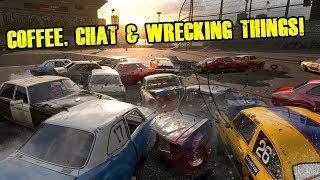Saturday Chat And Crashy Crashy! | 7.7.2018 @ 5pm, Pacific