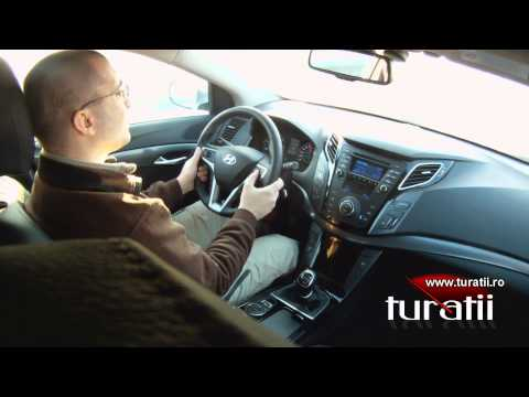 Hyundai i40 1,7l CRDi explicit video 5 of 5