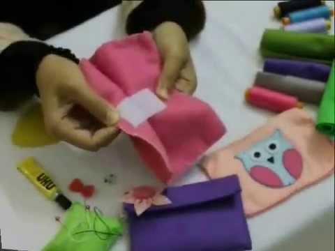 Cara-Cara Membuat Pouch