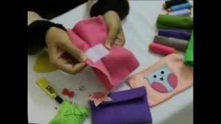 Repeat youtube video Cara-Cara Membuat Pouch
