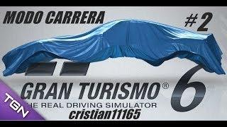 GRAN TURISMO 6 -MODO CARRERA LICENCIA NOVATO- (PS3) gameplay Español HD #2