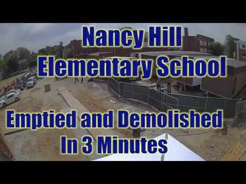 Nancy Hill Demolition