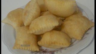 Итальянское блюдо- Ньокко фритто( Gnocco fritto).