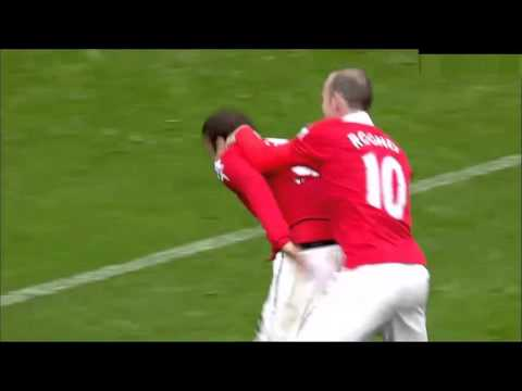 Dimitar Berbatov vs Liverpool ! Amazing Bicycle Kick GOAL [ 19.09.2010 ]