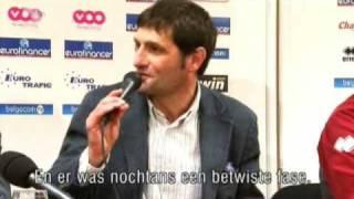 Reportage Sp. Charleroi - Club Brugge