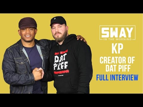 The Creator of DatPiff, KP Speaks on Their Digital Journey + Joins A&R Room on Sway in the Morning