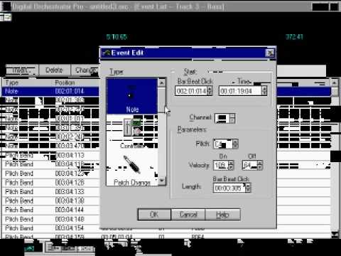 voyetra digital orchestrator pro windows 7
