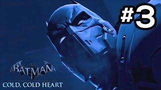 Batman Arkham Origins Cold, Cold Heart DLC Walkthrough Part 3 [HD] Xbox 360 PS3 PC