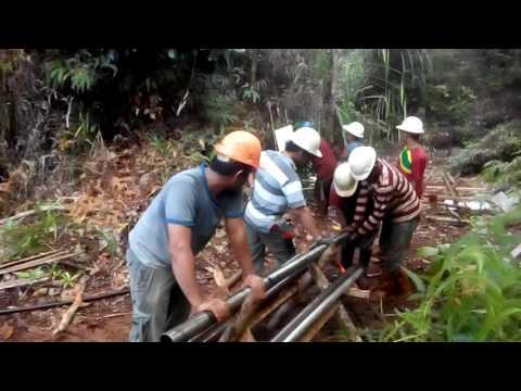 Pengeboran nikel Morowali