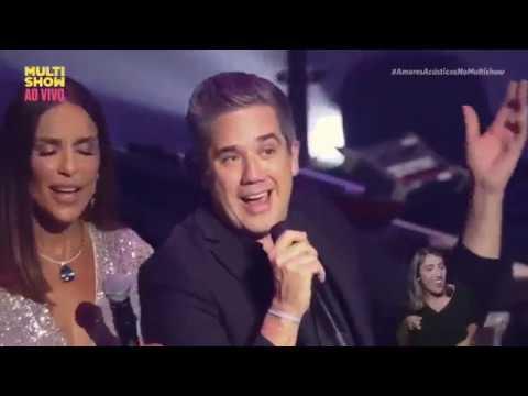 Amores Acústicos - Ivete Sangalo Silva e Jota Quest