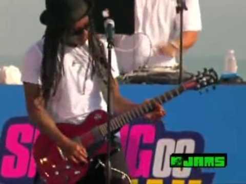 Lil Wayne  Prom Queen Live (sprink Break 2009)