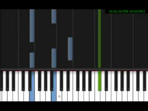 **SLOW VERSION** Roads Untraveled Piano Tutorial