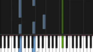 **SLOW VERSION** Roads Untraveled Piano Tutorial