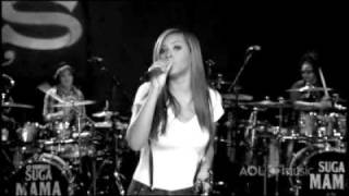 Beyonce - If I Were A Boy Live (AOL Sessions) HDTV