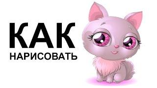 Как нарисовать кошку карандашом поэтапно(Как нарисовать кошку поэтапно карандашом для начинающих за короткий промежуток времени --- http://youtu.be/j03bUoc_ACE..., 2015-06-13T10:20:03.000Z)