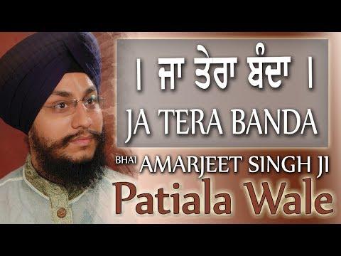Ja-Tera-Banda-Bhai-Amarjeet-Singh-Patiala-Wale-Kirtan-At-Santpura-Delhi-8-3-2019