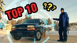 Top 10 Reasons Why I Got a Chevy Blazer