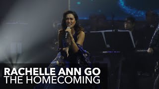Rachelle Ann Go Belts out Don't Cry Out Loud | Rachelle Ann Go The Homecoming