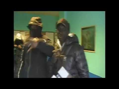 Z.E - Trampar  Nu På Deras Tår (Official Ghetto Video)