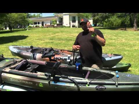 RAM Mounts Kayak Fishing Products