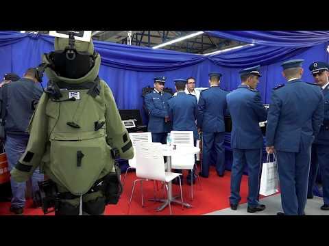 SECURA North Africa 2018 (Algeria) - Post-show video