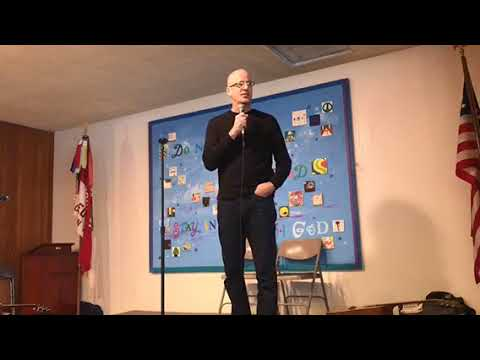 Stand-Up comedy by Bob Clayton for Lane Council of Governments (LCOG) Feb
