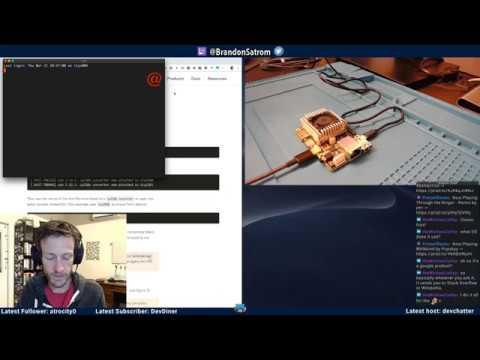 [Livestream] Setting Up Google Coral Dev Board - Part 1