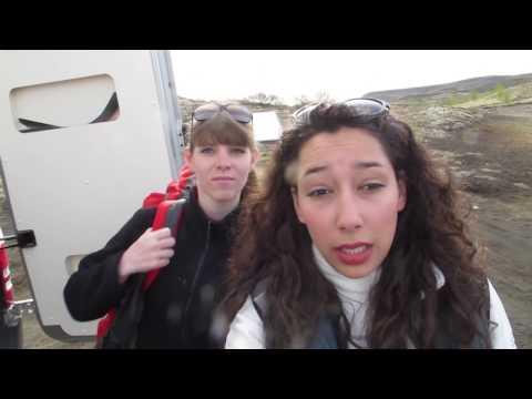RoadTrip - 2 étudiantes en Islande - 2016