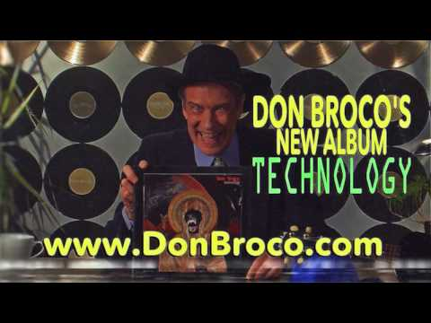 DON BROCO - Technology Infomercial