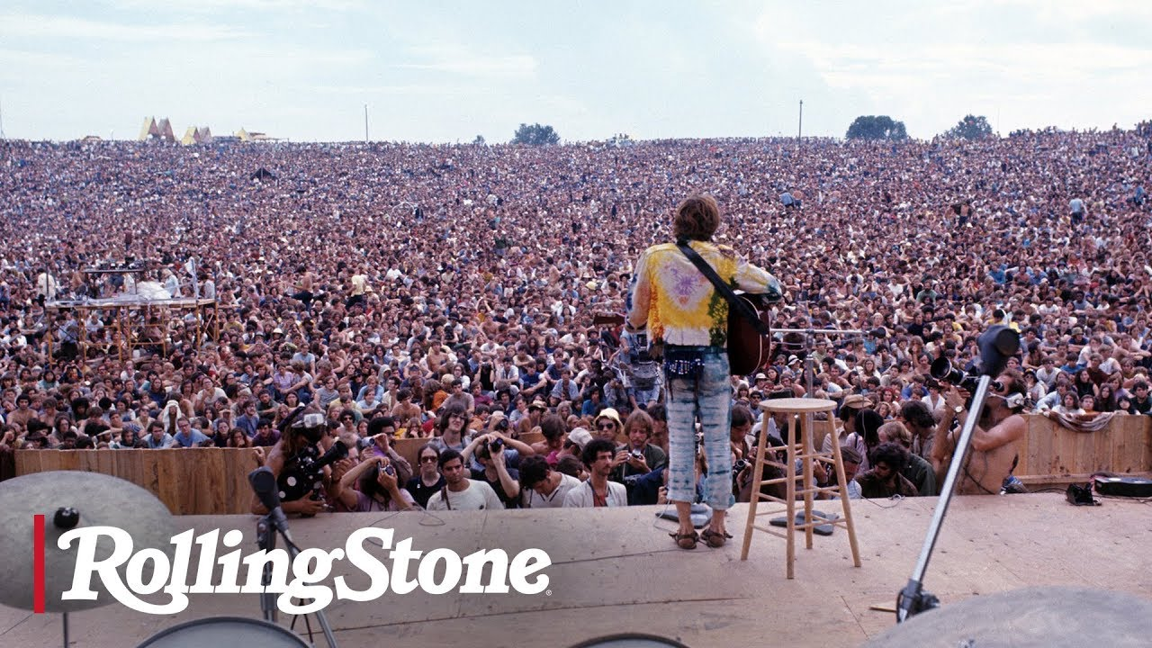 Massive Woodstock Box Set Planned for August | RS News 5/9/19