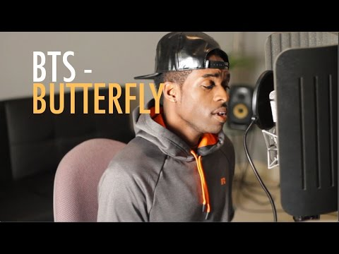BTS - Butterfly (방탄소년단 - 버터플라이) [Jason Ray] [English Cover]