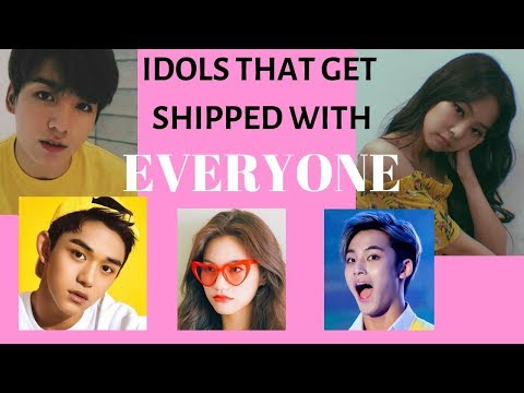 idols that get shipped with everyone
