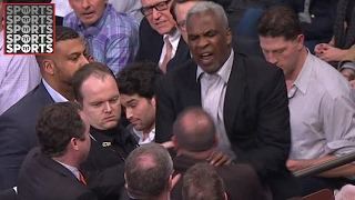 Knicks Ban Charles Oakley from MSG
