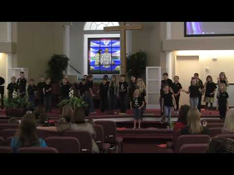 Adventure Christian Academy 1st & 2nd Grade Valentine Day 2018 88