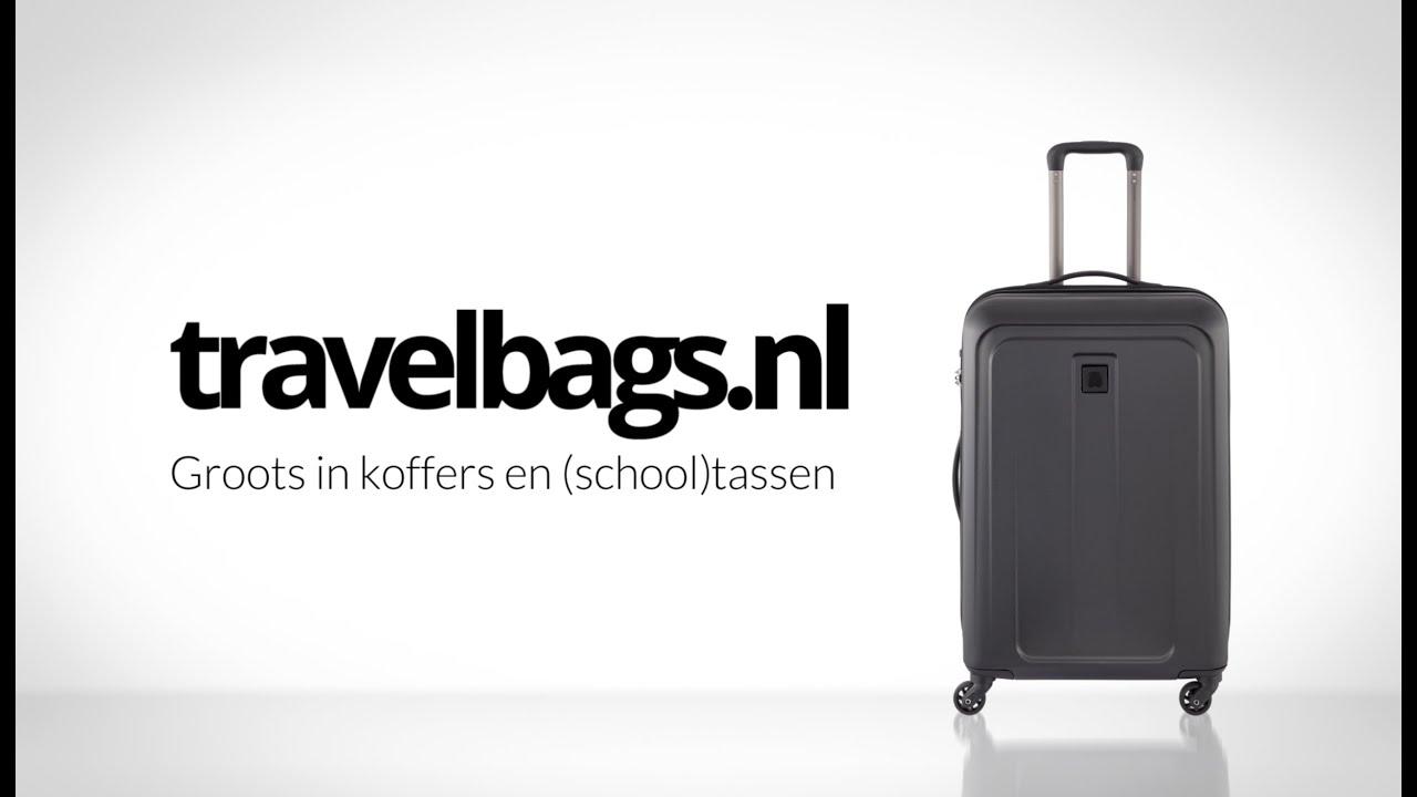 a8c4d5adce2 Travelbags - Groots in koffers en tassen - YouTube